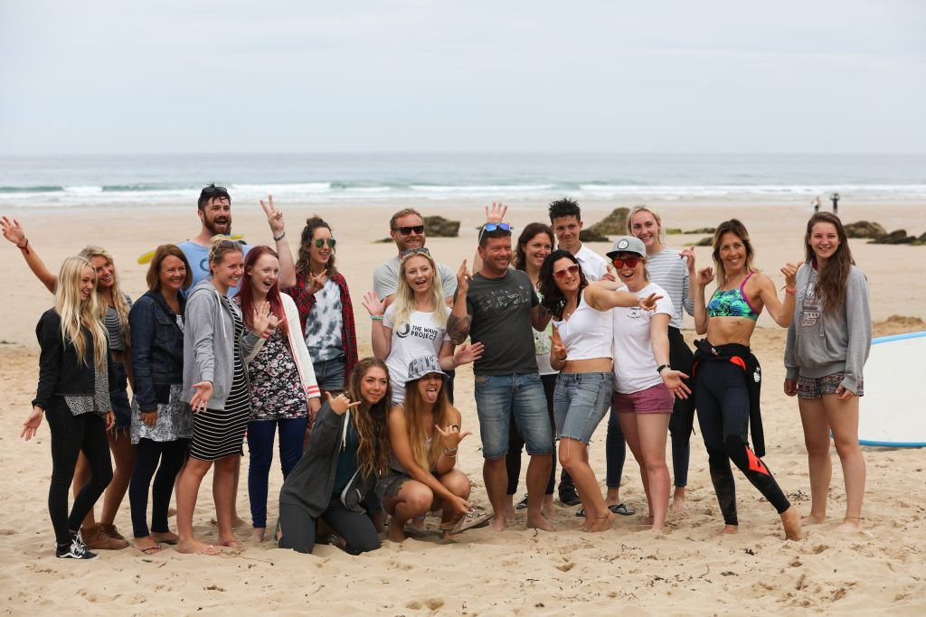 Summer Surf Challenge 2017
