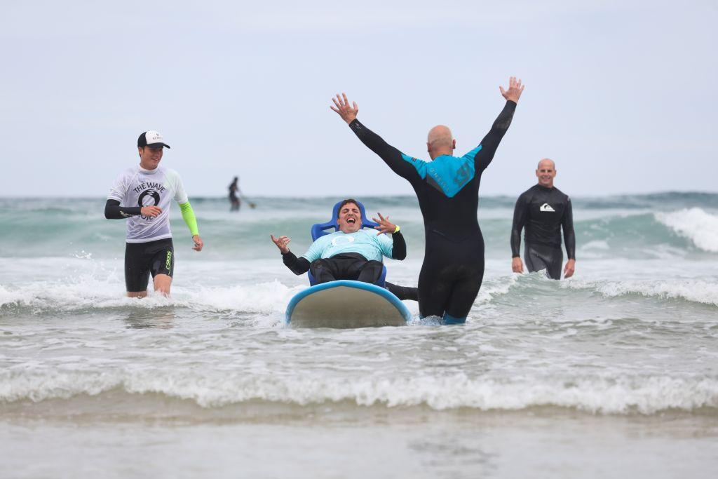 Summer Surf Challenge