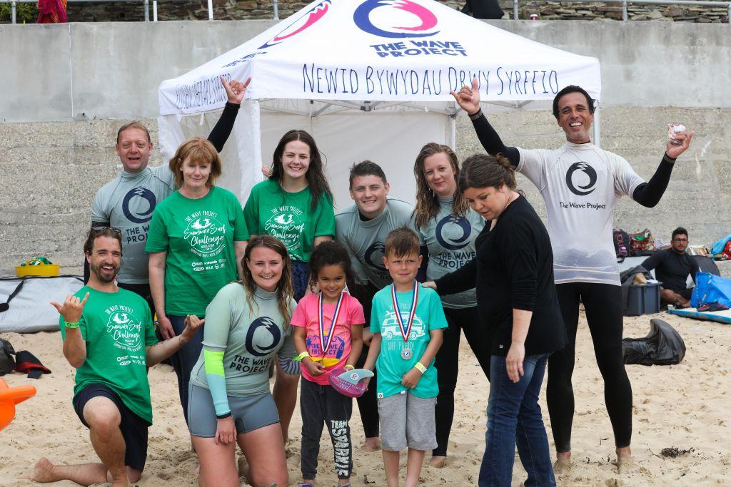 Summer Surf Challenge Volunteers
