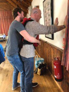 first aid, training, Croyde