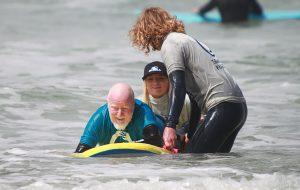 Stroke Association surf