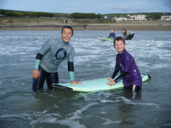 Croyde, North Devon, Jaz